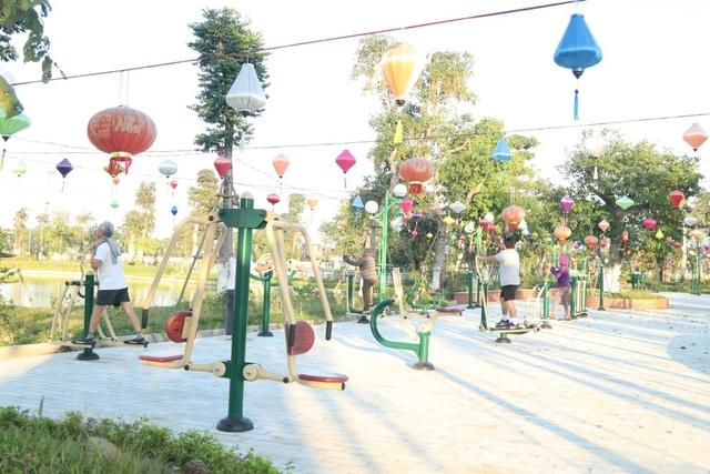 Sống xanh, sống khỏe tại KĐT Xuân An Green Park - 3