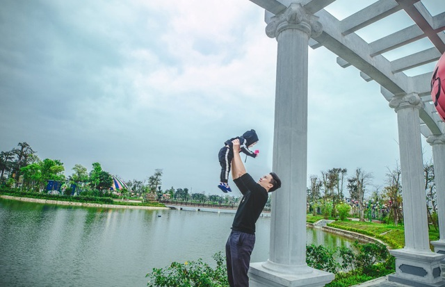 Sống xanh, sống khỏe tại KĐT Xuân An Green Park - 7