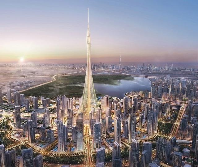 Tòa nhà cao nhất thế giới sắp mất ngôi, 1.000m chưa là gì - 3