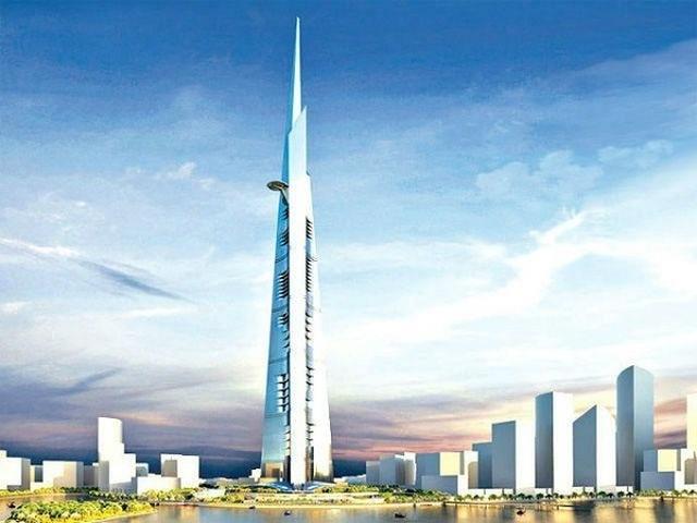 Tòa nhà cao nhất thế giới sắp mất ngôi, 1.000m chưa là gì - 4