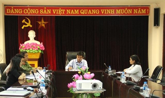 Triệu tập đối tượng đưa tin dịch bệnh sai trên Fb ở Lào Cai.JPG