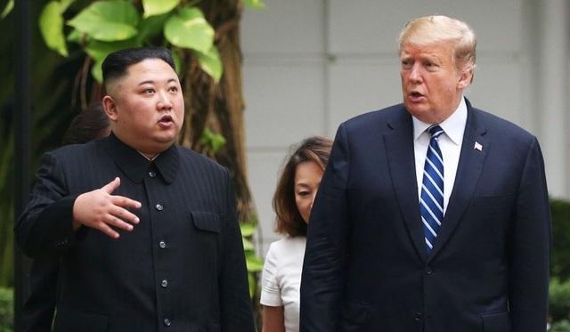 """Tổng thống Trump có thể gây sức ép """"chưa từng có"""" với Triều Tiên - 1"""
