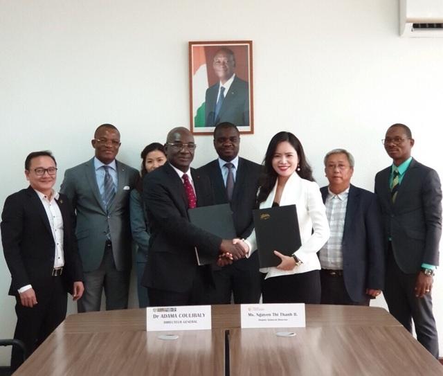TT Group ký hợp đồng mua 50.000 tấn hạt điều của Bờ Biển Ngà - 1
