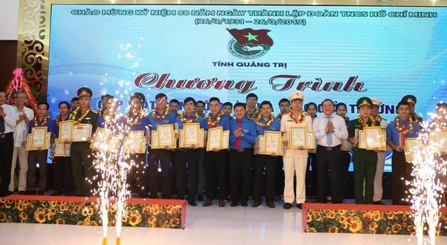 Tuyên dương 30 Đoàn viên, thanh niên tiêu biểu tỉnh Quảng Trị - 2