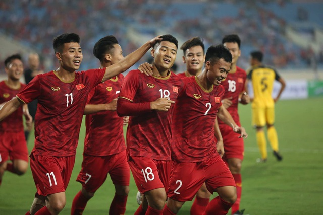 Nằm trong nhóm hạt giống số 4, U22 Việt Nam vẫn phải vô địch SEA Games - 1