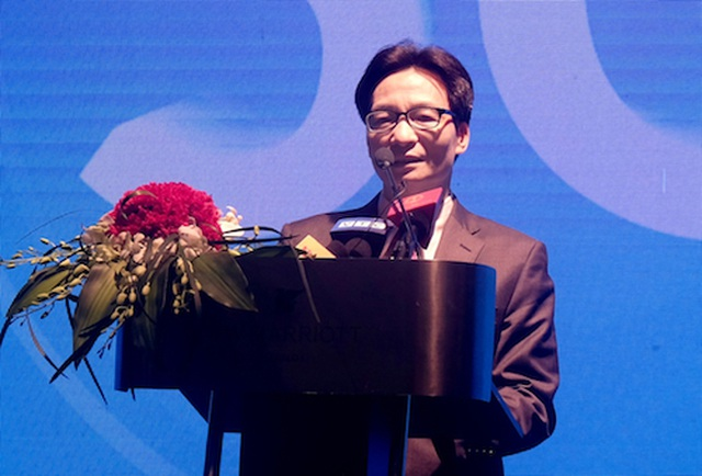 Phó Thủ tướng Vũ Đức Đam: Các nước ASEAN cần đi đầu về 5G - 1