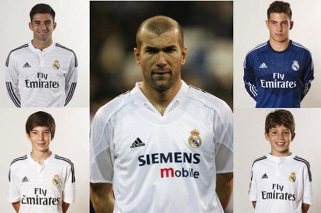 HLV Zidane hạnh phúc kỷ niệm đám cưới bạc cùng bà xã xinh đẹp - 3