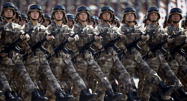 Nghi vấn Trung Quốc đưa quân tới gần biên giới Ấn Độ - Pakistan - 1