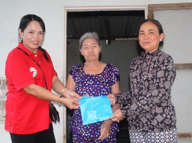 Bạn đọc Dân trí tiếp tục giúp đỡ cụ Nguyễn Lừng hơn 121 triệu đồng - 3