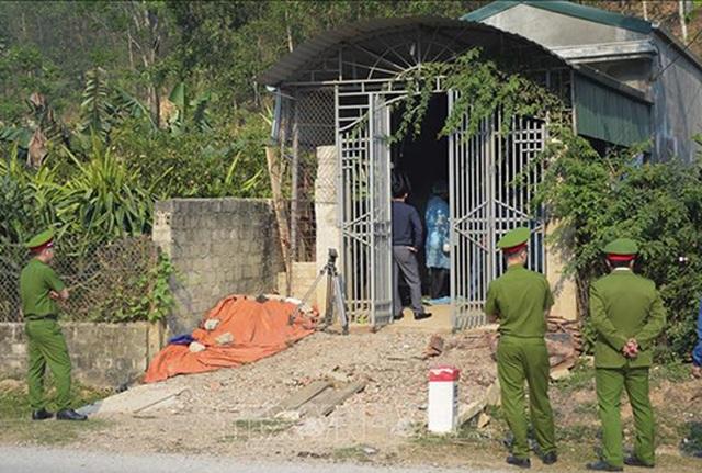 Khám nhà đôi vợ chồng liên quan vụ nữ sinh đi giao gà bị sát hại - 1