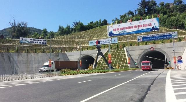 Hầm đường bộ Đèo Cả tăng giá vé nhiều nhóm xe - 3