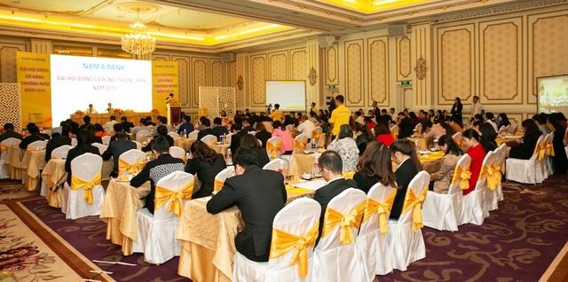 Nam A Bank rục rịch lên sàn, tăng vốn điều lệ lên 5.000 tỷ đồng - 2
