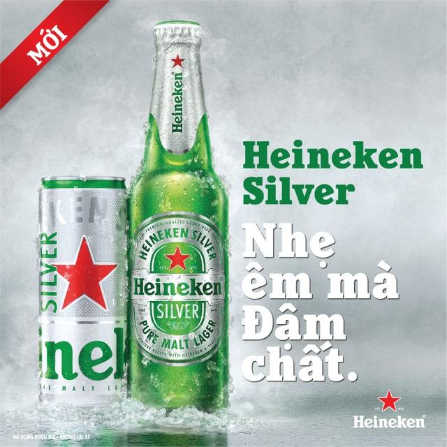 Công ty bia hàng đầu thế giới Heineken ra mắt sản phẩm cao cấp mới: Heineken Silver – Nhẹ êm mà đậm chất - 2