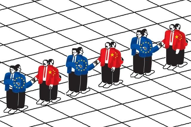 Châu Âu thức tỉnh trước những tham vọng siêu cường của Trung Quốc - 1