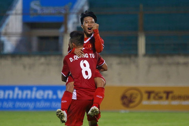 U19 Việt Nam đánh bại U19 Myanmar tại giải U19 quốc tế 2019 - 1