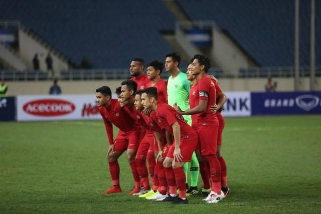 U23 Việt Nam 1-0 U23 Indonesia:  - 25