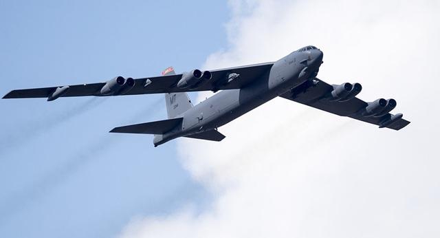 Su-27 Nga chặn B-52 Mỹ hai lần trong 24 giờ - 2