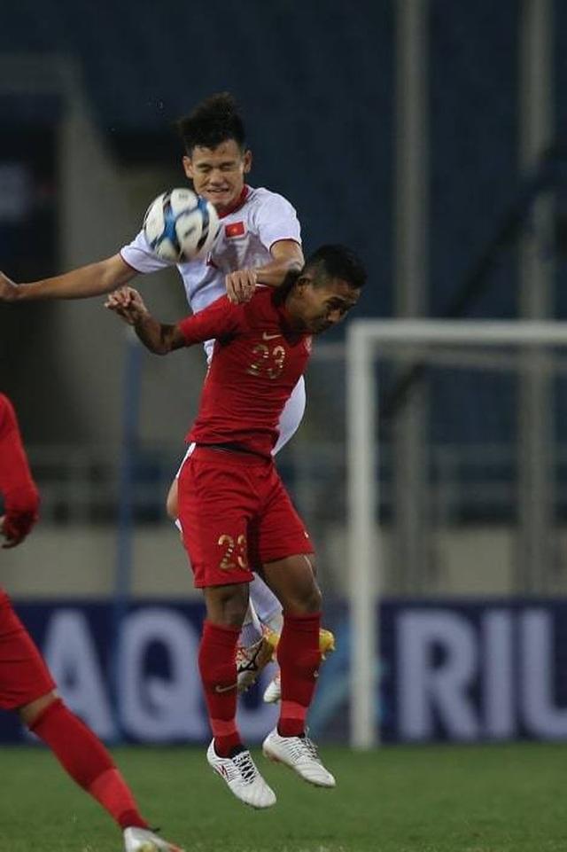 U23 Việt Nam 1-0 U23 Indonesia:  - 24