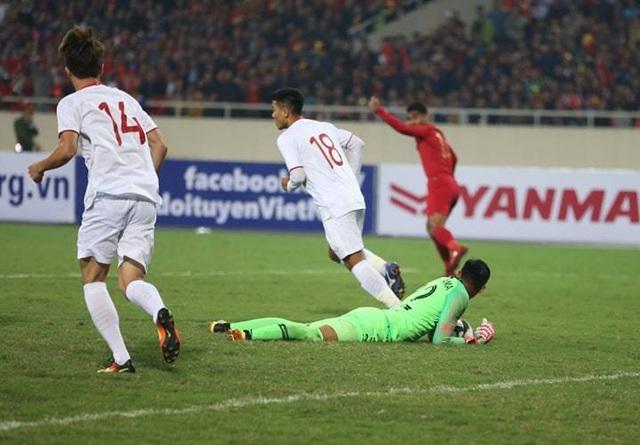 U23 Việt Nam 1-0 U23 Indonesia:  - 23