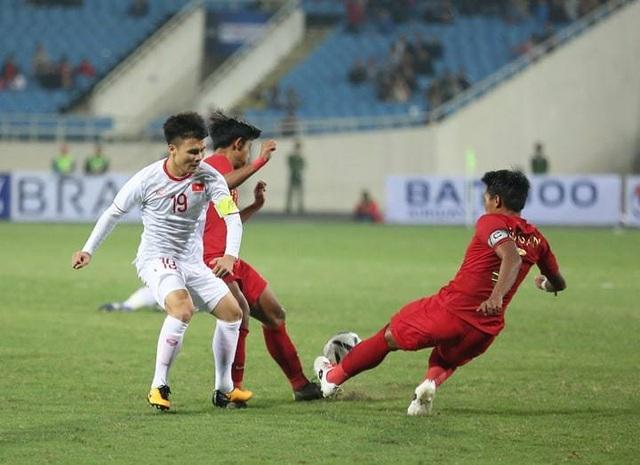 U23 Việt Nam 1-0 U23 Indonesia:  - 22