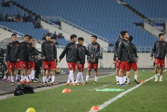 U23 Việt Nam 1-0 U23 Indonesia:  - 28