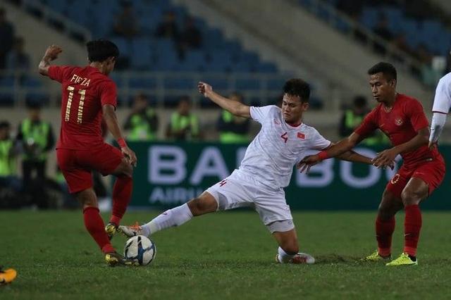 U23 Việt Nam 1-0 U23 Indonesia:  - 19