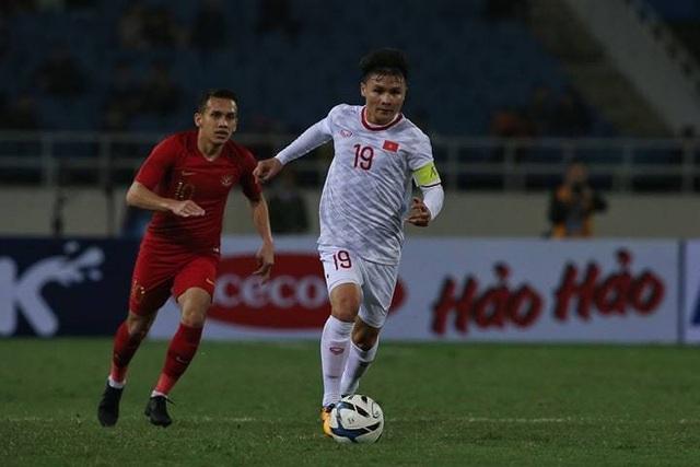 U23 Việt Nam 1-0 U23 Indonesia:  - 17