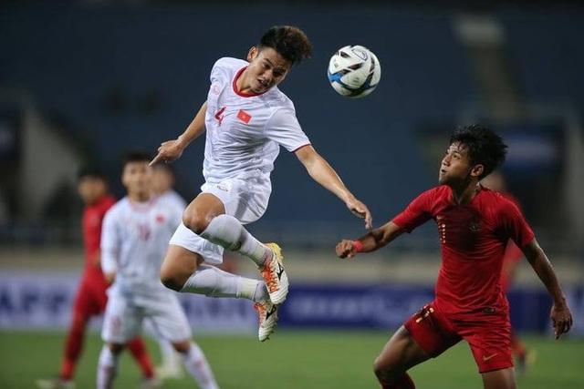 U23 Việt Nam 1-0 U23 Indonesia:  - 14