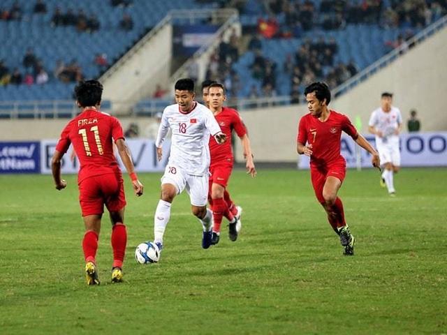 U23 Việt Nam 1-0 U23 Indonesia:  - 13