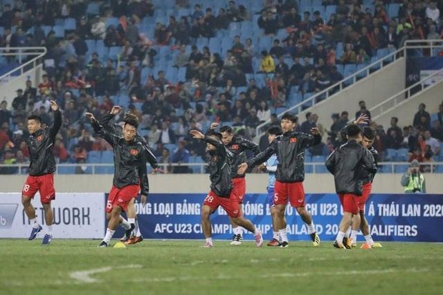 U23 Việt Nam 1-0 U23 Indonesia:  - 29