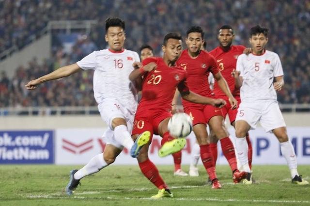 U23 Việt Nam 1-0 U23 Indonesia:  - 8