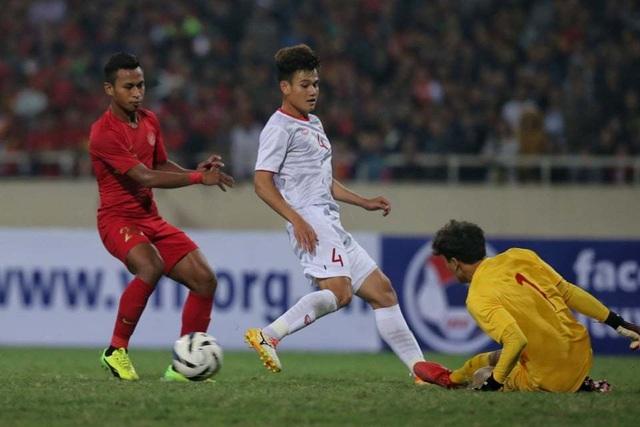 U23 Việt Nam 1-0 U23 Indonesia:  - 7