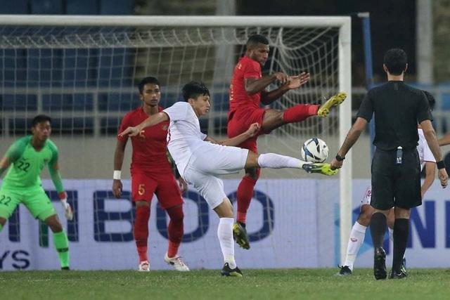 U23 Việt Nam 1-0 U23 Indonesia:  - 6