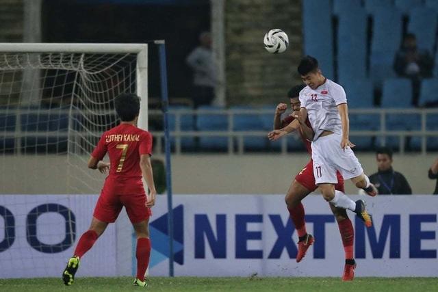 U23 Việt Nam 1-0 U23 Indonesia:  - 5