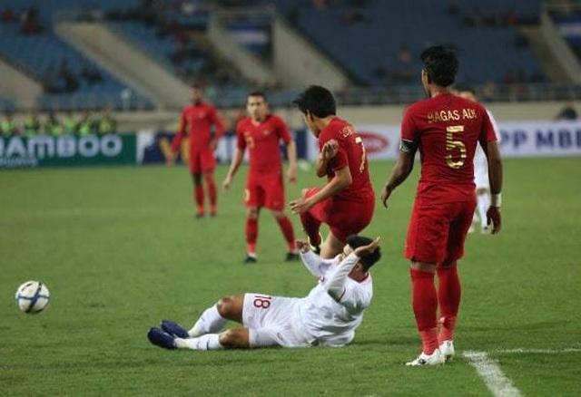 U23 Việt Nam 1-0 U23 Indonesia:  - 1
