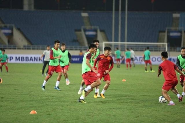 U23 Việt Nam 1-0 U23 Indonesia:  - 34