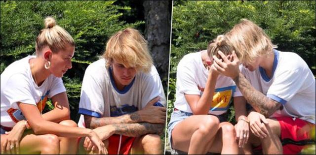Vợ Justin Bieber khoe dáng siêu thon - 7