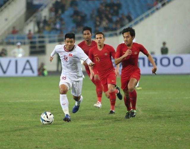 U23 Việt Nam 1-0 U23 Indonesia:  - 18