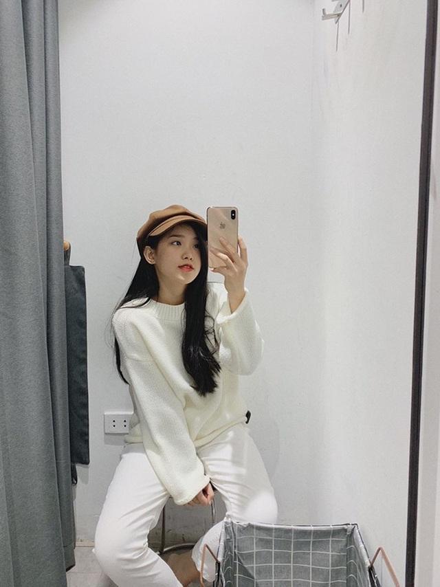 """Hoa khôi 10X Hà Tĩnh: """"Con gái hiện đại nếu chỉ đẹp thì chưa đủ"""" - 5"""