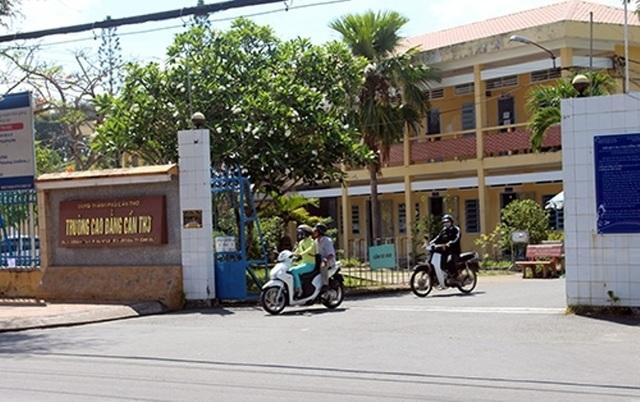 Trường Cao đẳng Cần Thơ, địa chỉ đường 30/4, phường Hưng Lợi, quận Ninh Kiều