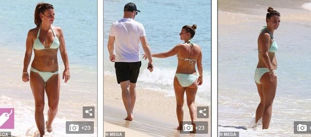 Coleen Rooney hạnh phúc đi nghỉ mát cùng chồng  - 3