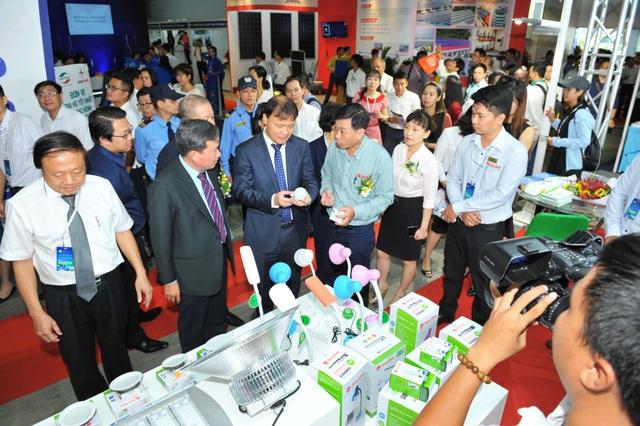Triển lãm quốc tế về công nghệ và thiết bị điện sắp diễn ra tại TPHCM - 1