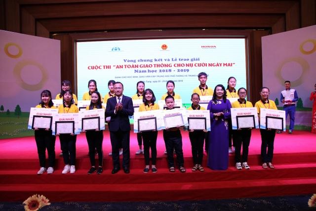 """Honda Việt Nam và hành trình """"An toàn Giao thông cho nụ cười ngày mai"""" - 2"""