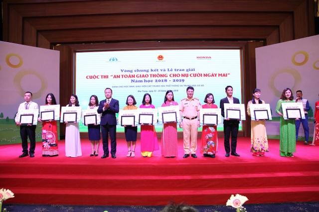 """Honda Việt Nam và hành trình """"An toàn Giao thông cho nụ cười ngày mai"""" - 3"""