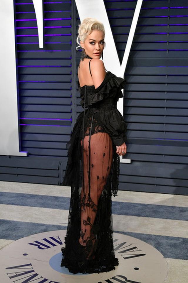 Rita Ora ấn tượng với cây đồ Jeans - 5