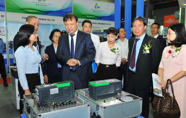 Triển lãm quốc tế về công nghệ và thiết bị điện sắp diễn ra tại TPHCM - 2