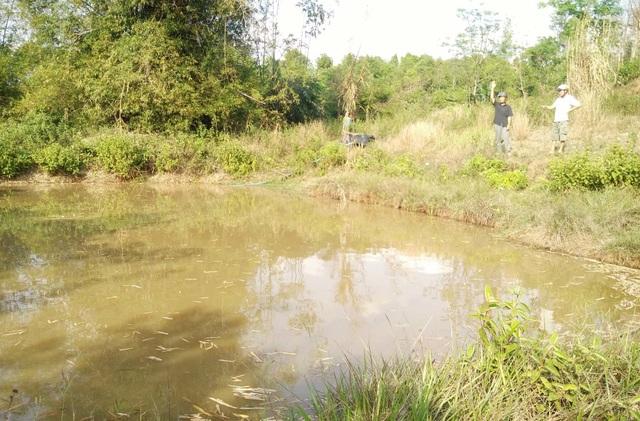 Rủ nhau đi tắm hồ, 2 học sinh đuối nước - 1