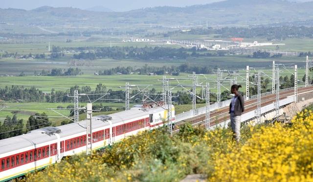 """Ethiopia lo bị """"chôn vùi"""" trong áp lực nợ nần từ dự án Vành đai, con đường của Trung Quốc - 2"""