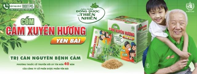Cảm Xuyên Hương Yên Bái: Bài thuốc trị cảm được người Việt tin dùng suốt nửa thế kỷ - 1