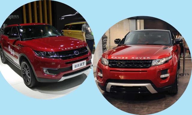 Land Rover thắng kiện công ty Trung Quốc nhái xe Range Rover Evoque - 1